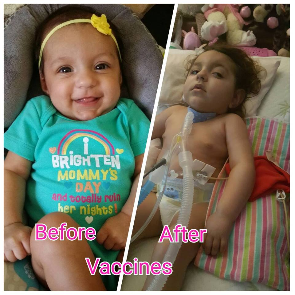 Ariella's Vaccine Injury