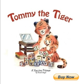 Tommy The Tiger by Shawn Siegel